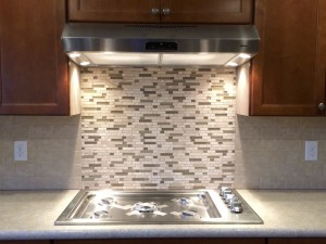 2013 Tile Kitchen Backsplash Install