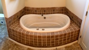 2014 Tile Tub Surround and Front Install